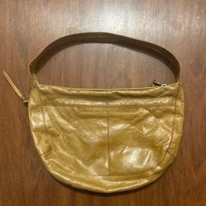 Hobo the original tan leather bag